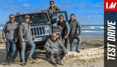 Jeep Wrangler Mopar One 2018 – Test drive