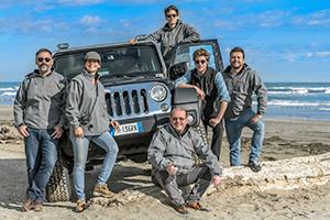 JEEP Wrangler Mopar One, un test drive tra le dune