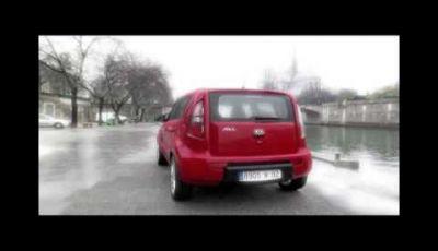 Video Kia Soul – Test Drive