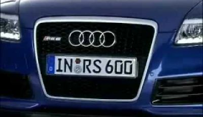 Video Audi RS6