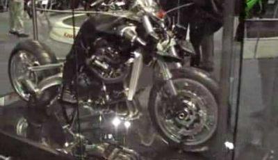 Video Kawasaki – Eicma 2007