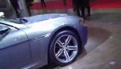 Video BMW – MotorShow Bologna 2006