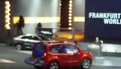 Video Renault – Francoforte 2007