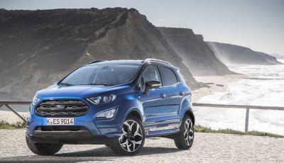 Ford EcoSport nuova generazione, il SUV compatto pratico e tecnologico