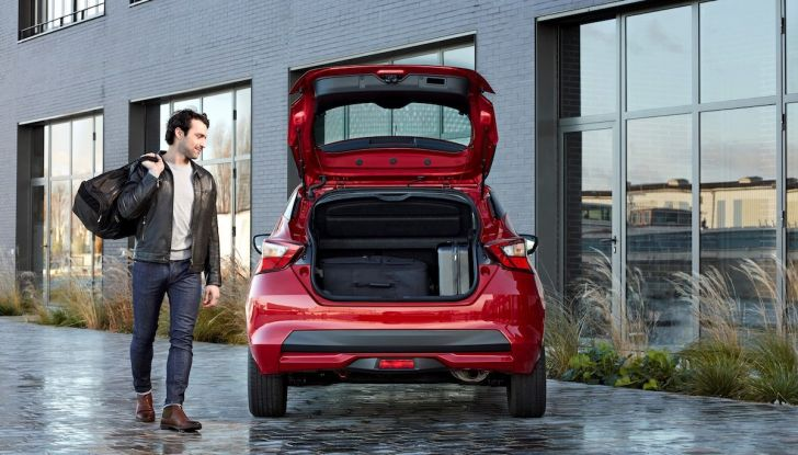 Nuova Nissan  Micra con motore tre cilindri da 71CV e allestimento Bose Personal - Foto 8 di 15