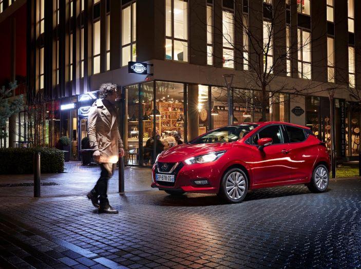 Nuova Nissan  Micra con motore tre cilindri da 71CV e allestimento Bose Personal - Foto 1 di 15