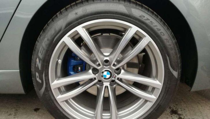 Nuova BMW Serie 6 Gran Turismo test drive, prezzi e allestimenti - Foto 9 di 15