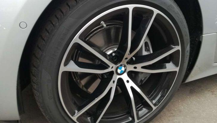 Nuova BMW Serie 6 Gran Turismo test drive, prezzi e allestimenti - Foto 12 di 15
