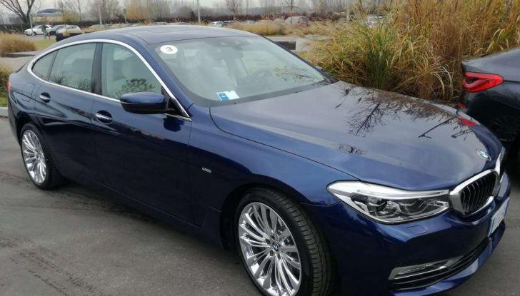 Nuova BMW Serie 6 Gran Turismo test drive, prezzi e allestimenti - Foto 11 di 15