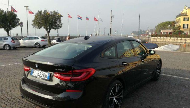 Nuova BMW Serie 6 Gran Turismo test drive, prezzi e allestimenti - Foto 13 di 15