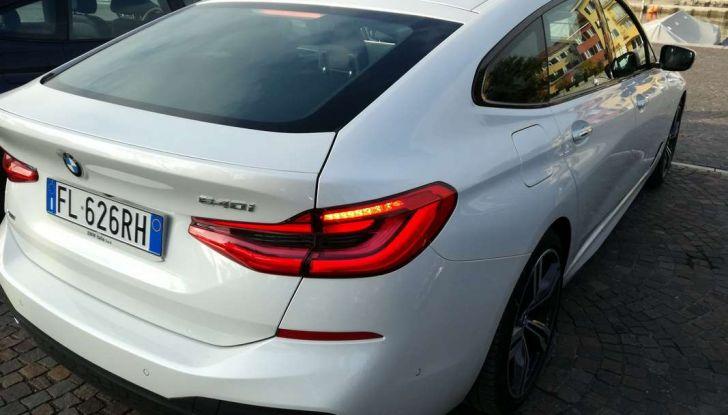 Nuova BMW Serie 6 Gran Turismo test drive, prezzi e allestimenti - Foto 14 di 15