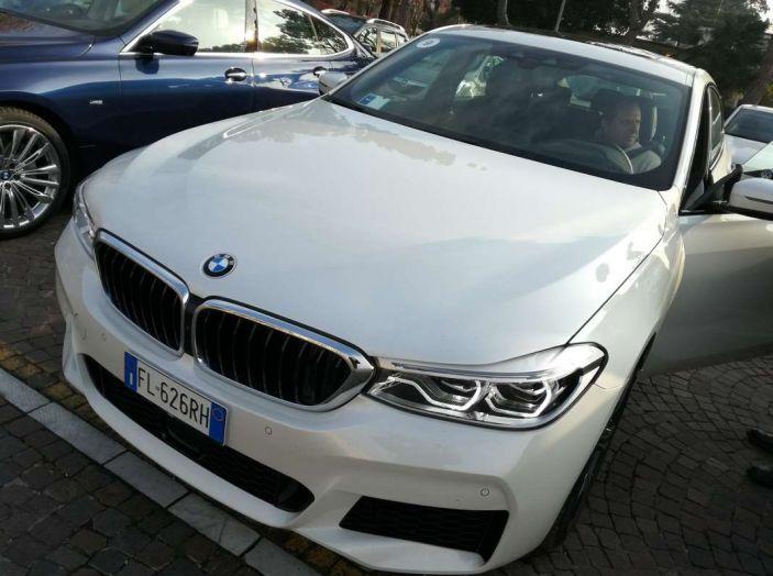 Nuova BMW Serie 6 Gran Turismo test drive, prezzi e allestimenti - Foto 15 di 15