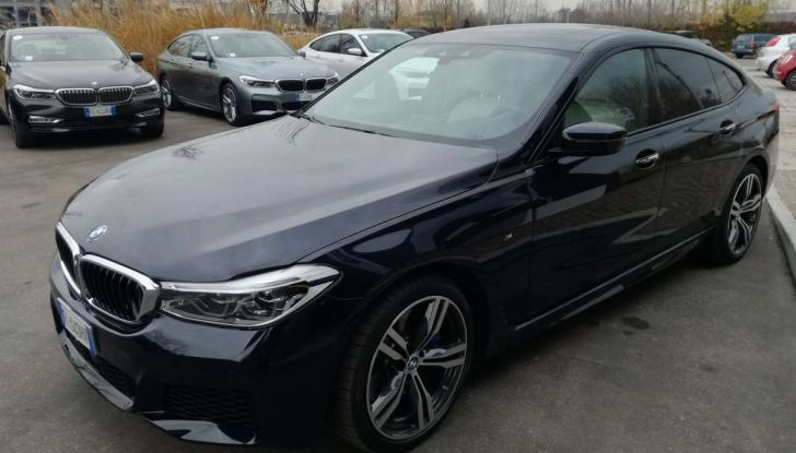 Nuova BMW Serie 6 Gran Turismo test drive, prezzi e allestimenti - Foto 6 di 15