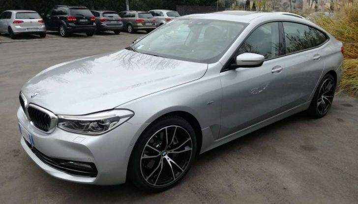 Nuova BMW Serie 6 Gran Turismo test drive, prezzi e allestimenti - Foto 3 di 15