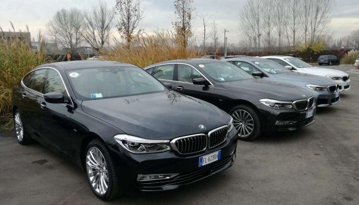 Nuova BMW Serie 6 Gran Turismo test drive, prezzi e allestimenti - Foto 2 di 15
