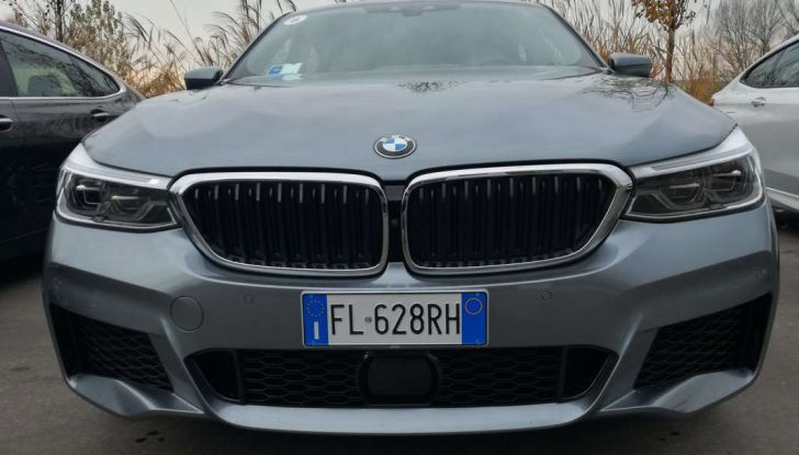 Nuova BMW Serie 6 Gran Turismo test drive, prezzi e allestimenti - Foto 4 di 15