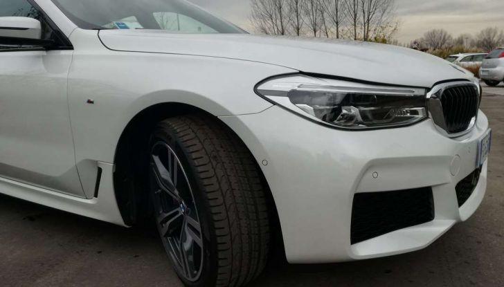 Nuova BMW Serie 6 Gran Turismo test drive, prezzi e allestimenti - Foto 7 di 15