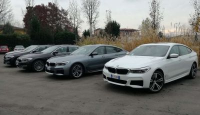 Nuova BMW Serie 6 Gran Turismo test drive, prezzi e allestimenti