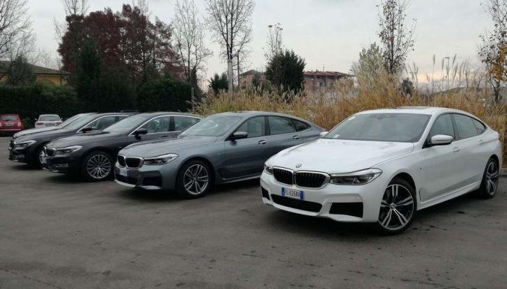 Nuova BMW Serie 6 Gran Turismo test drive, prezzi e allestimenti - Foto 1 di 15