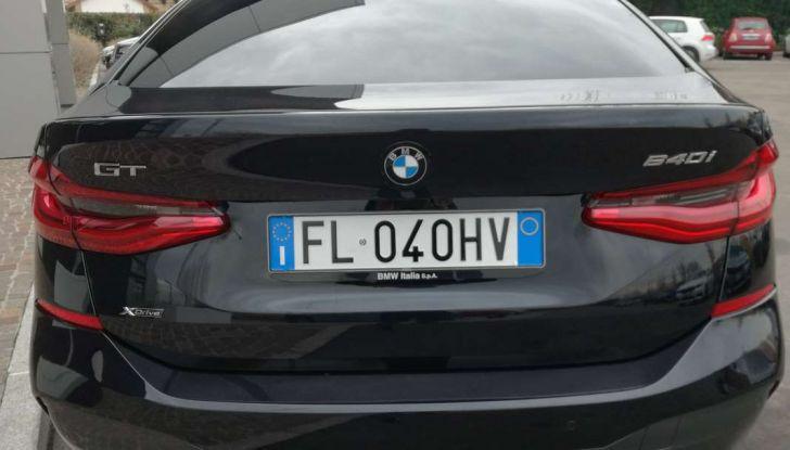 Nuova BMW Serie 6 Gran Turismo test drive, prezzi e allestimenti - Foto 8 di 15