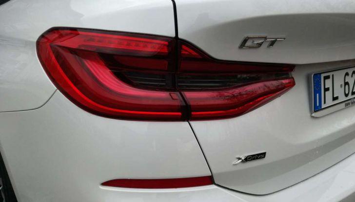 Nuova BMW Serie 6 Gran Turismo test drive, prezzi e allestimenti - Foto 10 di 15