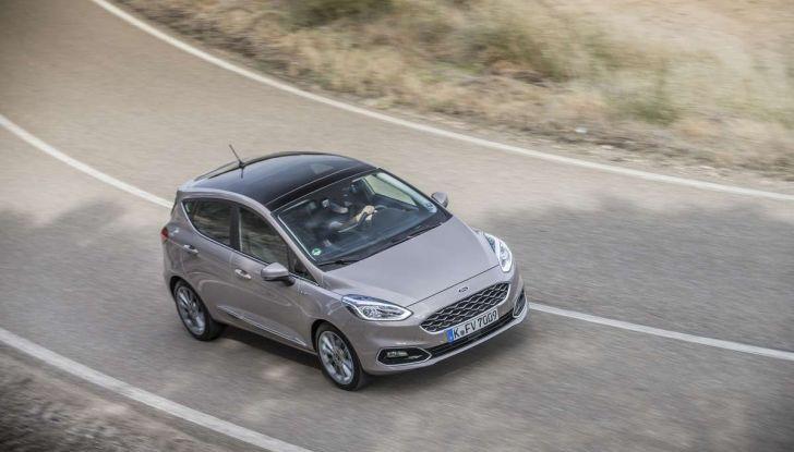 Prova su strada della Nuova Ford Fiesta Vignale - Foto 5 di 17
