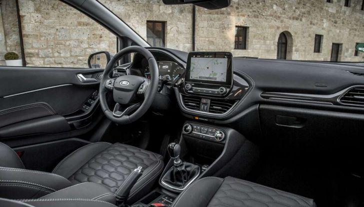 Prova su strada della Nuova Ford Fiesta Vignale - Foto 12 di 17