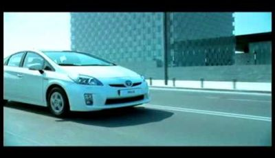 Video Toyota Prius – Test Drive