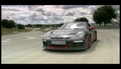 Video Porsche 911 GT3 RS – 2010
