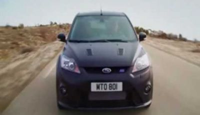 Video Ford Focus RS 500