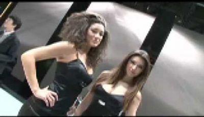 Video Girls Salone di Ginevra 2009