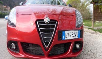 Alfa Romeo Giulietta Quadrifoglio Verde - Infomotori Driving Experience