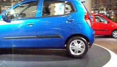 Video Hyundai – Motorshow Bologna 2007