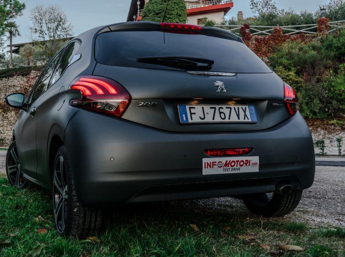 Test Drive Peugeot 208 con 1.2 Turbo da 110CV: una complice svelta per la GT Line - Foto 5 di 27