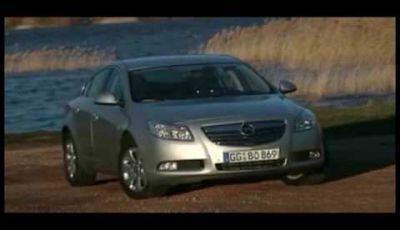 Video Opel Insignia