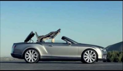 Bentley Continental GTC – Video ufficiale