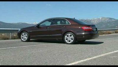 Video Mercedes Classe E