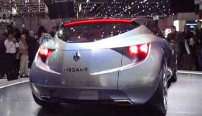 Video Renault – Ginevra 2008
