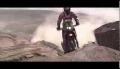 Dakar 2015, Honda HRC e Joan Barreda nel 5° stage