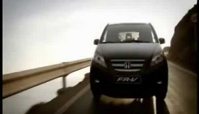 Video Honda FRV