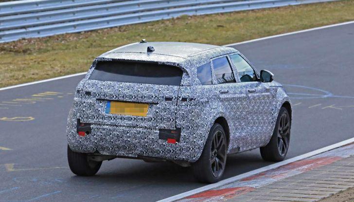 Range Rover Evoque 2019: una seconda serie per replicare il successo - Foto 6 di 41