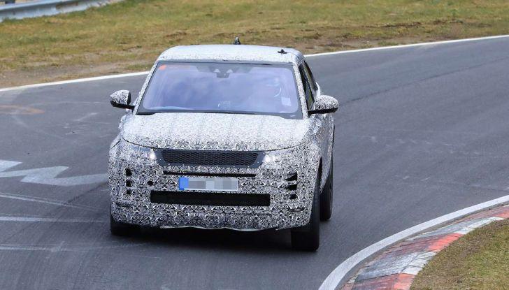 Range Rover Evoque 2019: una seconda serie per replicare il successo - Foto 34 di 41