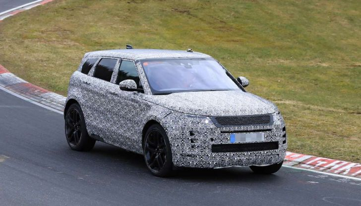Range Rover Evoque 2019: una seconda serie per replicare il successo - Foto 9 di 41