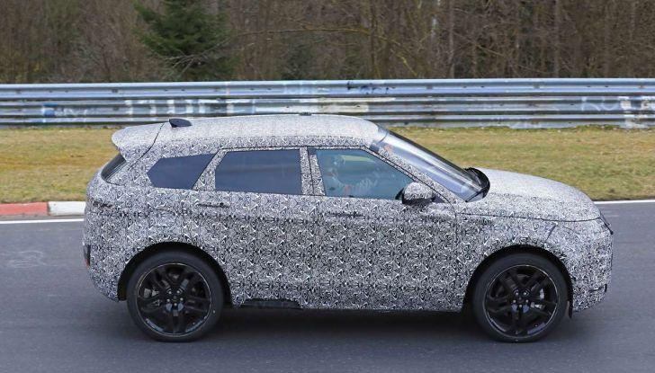 Range Rover Evoque 2019: una seconda serie per replicare il successo - Foto 3 di 41