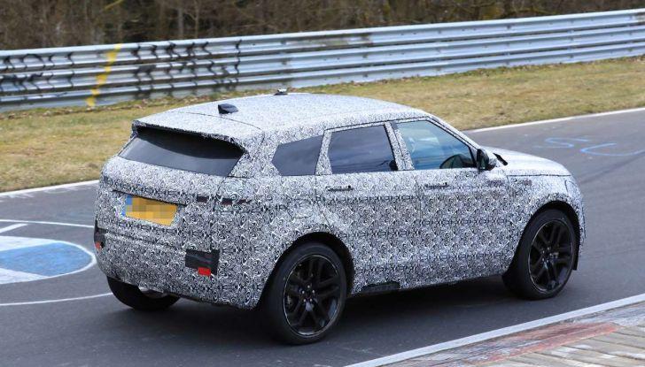 Range Rover Evoque 2019: una seconda serie per replicare il successo - Foto 16 di 41