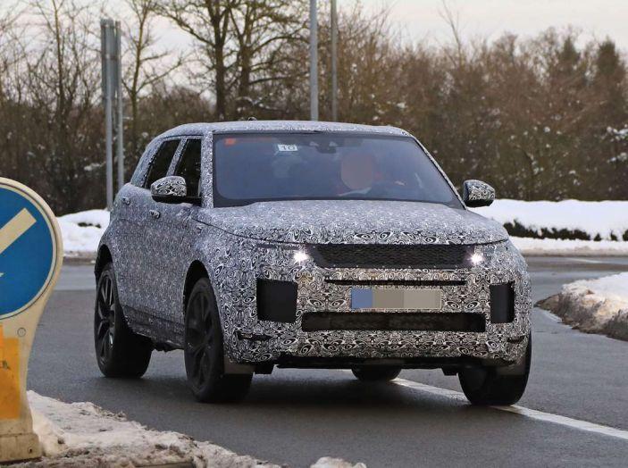 Range Rover Evoque 2019: una seconda serie per replicare il successo - Foto 16 di 24