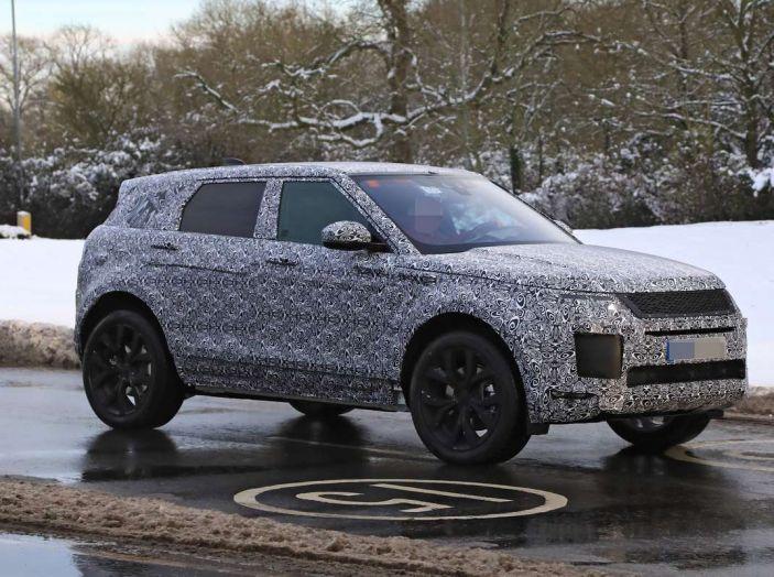 Range Rover Evoque 2019: una seconda serie per replicare il successo - Foto 19 di 24