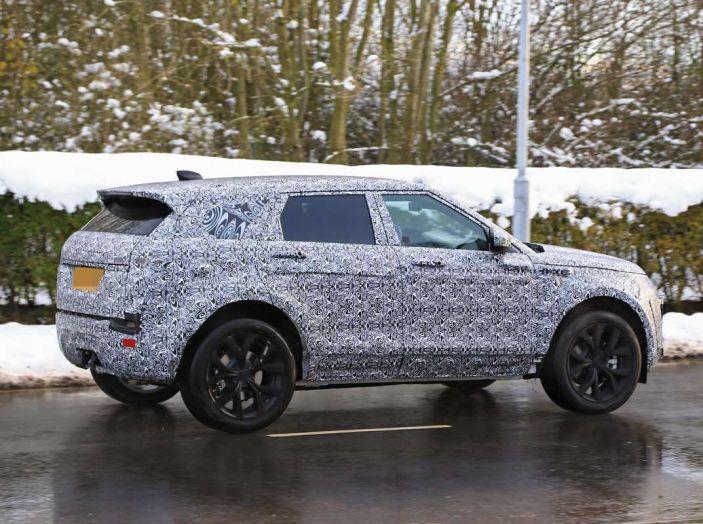 Range Rover Evoque 2019: una seconda serie per replicare il successo - Foto 10 di 24