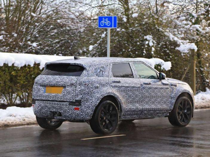 Range Rover Evoque 2019: una seconda serie per replicare il successo - Foto 21 di 24