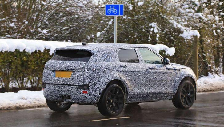 Range Rover Evoque 2019: una seconda serie per replicare il successo - Foto 27 di 41